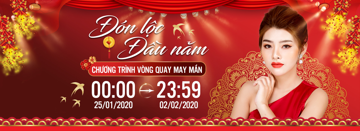 Vòng quay may mắn