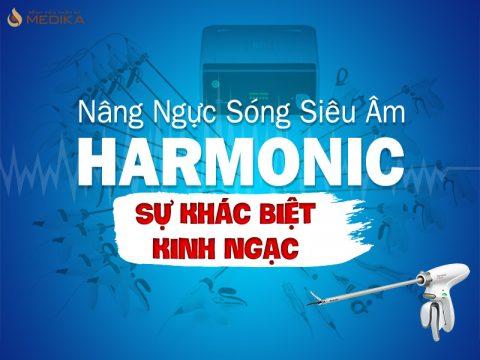 Nâng ngực sóng siêu âm Harmonic