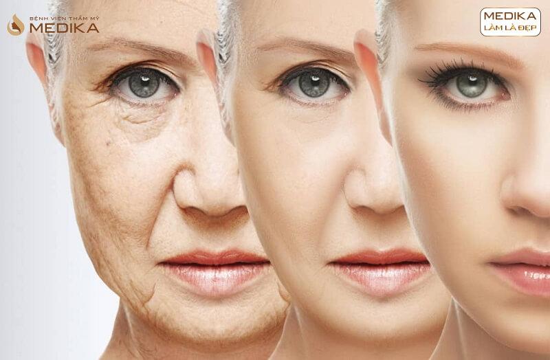 Phương pháp Trẻ hóa làn da toàn diện Skin Reborn ở Bệnh viện thẩm mỹ MEDIKA.vn