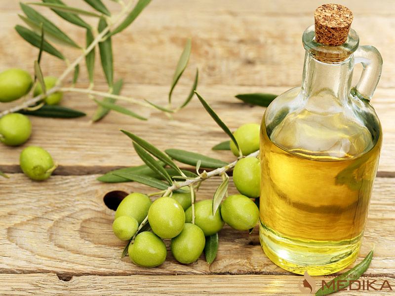 Cách massage vòng 1 bằng dầu oliu hiệu quả ngay tại nhà