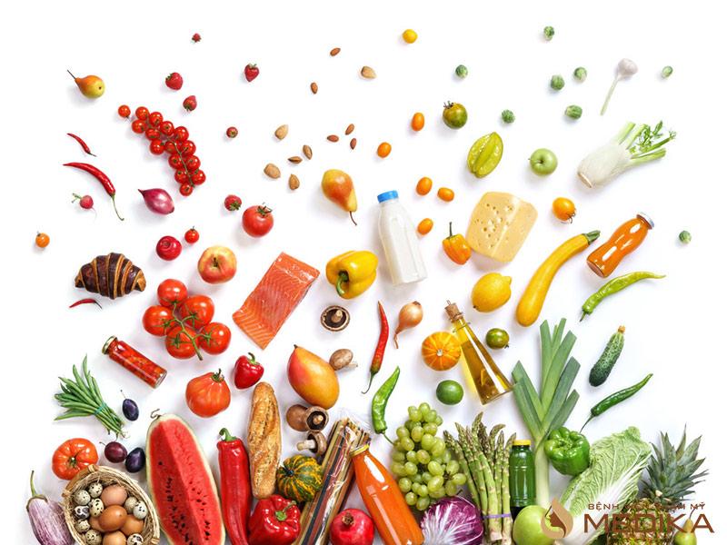 Chế độ ăn uống sinh hoạt lành mạnh để có sức khỏe tốt và làn da khỏe mạnh
