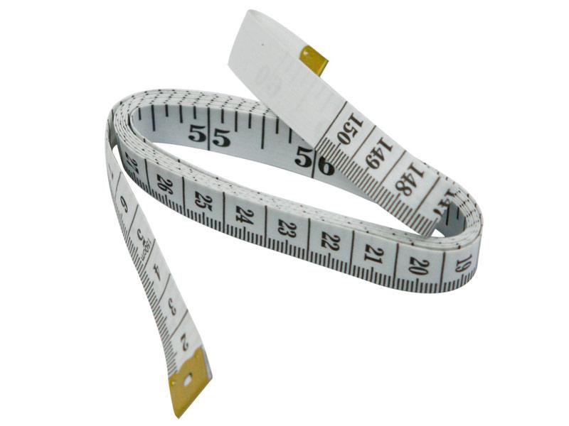 Dây đo sẽ cho bạn biết được số đo của áo ngực