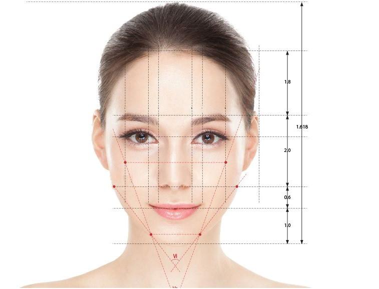 Cằm V line được xem là tiêu chuẩn của nét đẹp hiện đại
