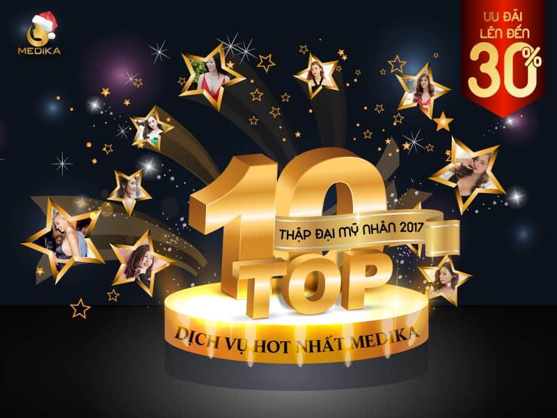 top 10 dịch vụ medika