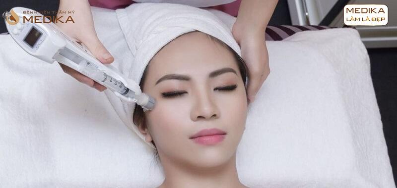 Kỹ thuật Cấy Collagen tươi ở Bệnh viện thẩm mỹ MEDIKA.vn