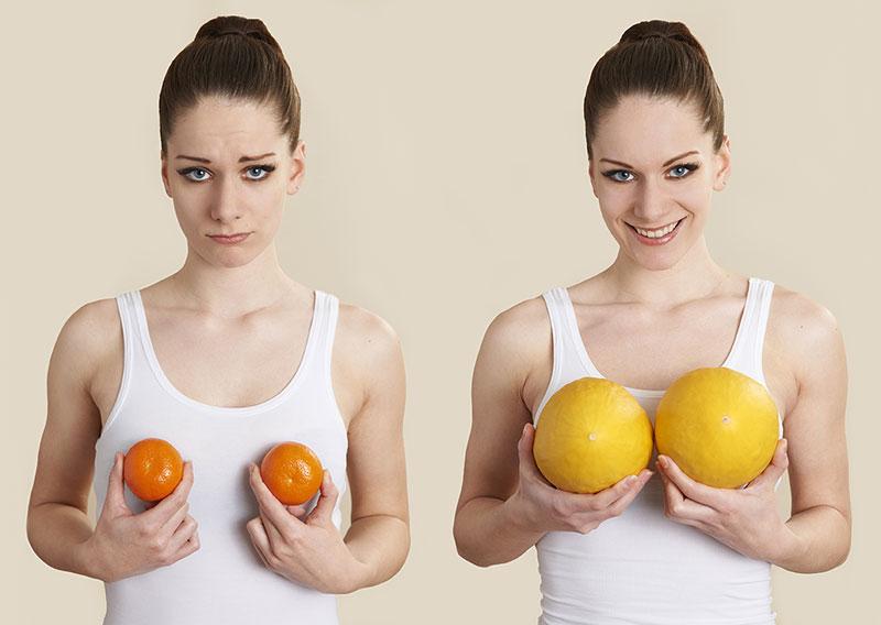 Tìm hiểu nguyên nhân khiến ngực nhỏ