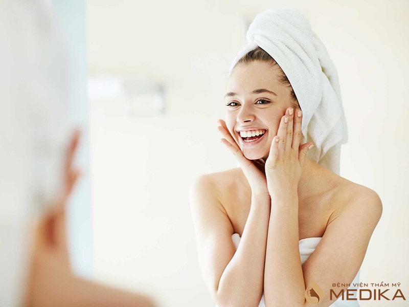 Trẻ hóa da mặt bằng tế bào gốc có hiệu quả không?