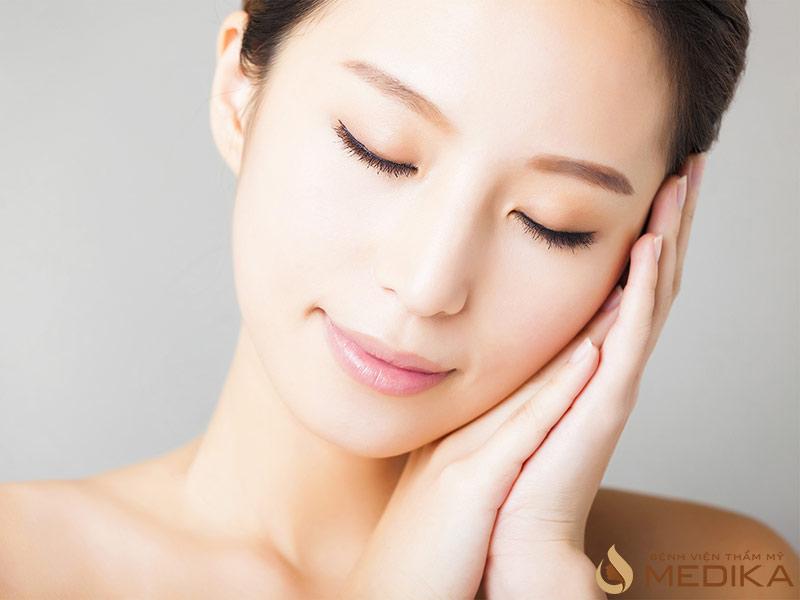 Trẻ hóa da cấy Meso Collagen