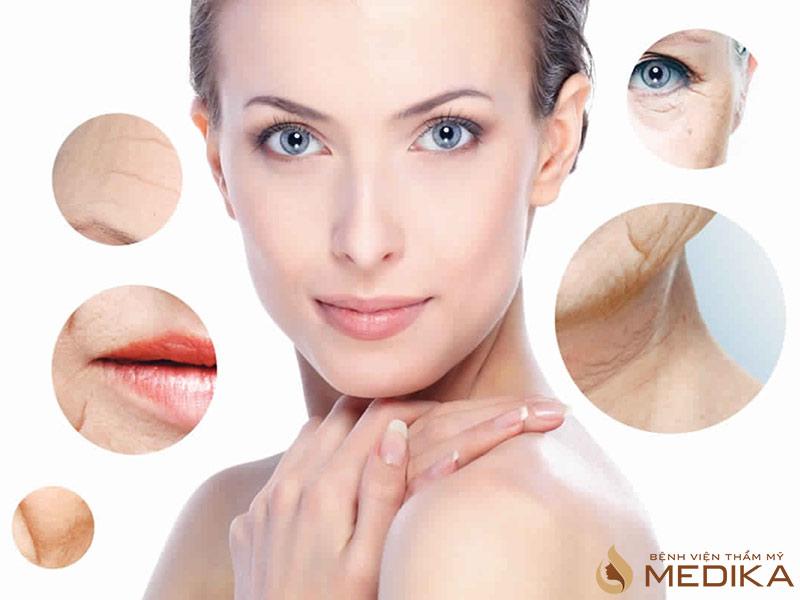 Công nghệ Meso Collagen giúp đưa Collagen thẩm thấu sâu vào da