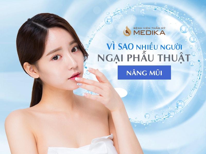 Phẫu thuật nâng mũi có để lại biến chứng gì không?