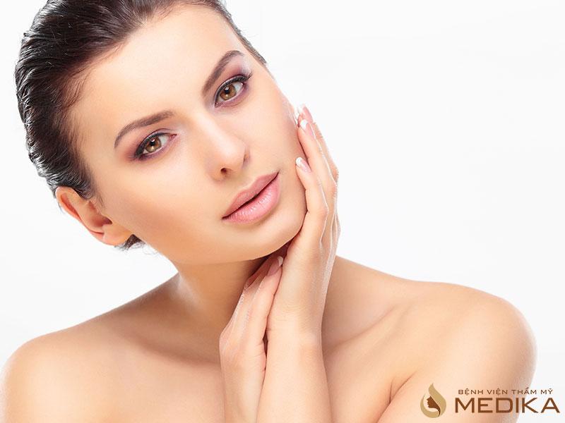 bổ sung Collagen vào sâu trong da nhờ liệu trình cấy MESO Collagen