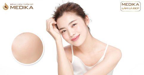 Công nghệ kép phục hồi da toàn diện Peso Perfect Skin