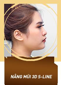 Nâng mũi 3D S Line