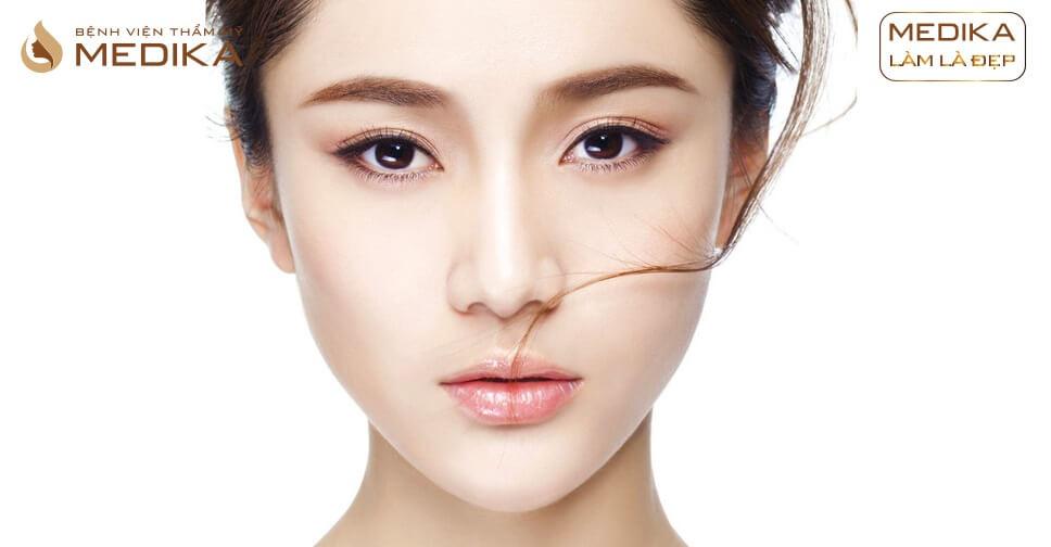 Thu gọn cánh mũi có cần chú trọng chăm sóc hậu phẫu