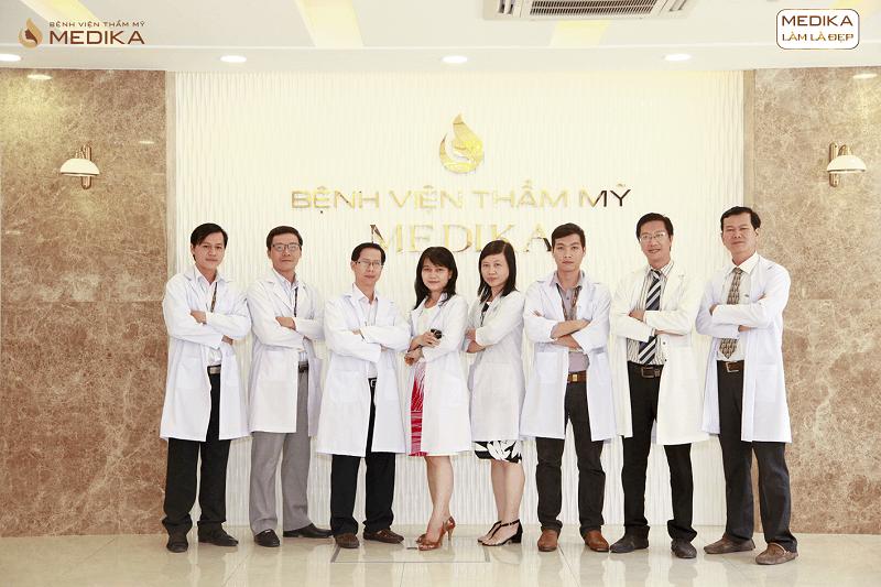 Lịch sử hình thành Công ty CPĐT Khang Minh - Bệnh viện thẩm mỹ MEDIKA Các bác sỹ