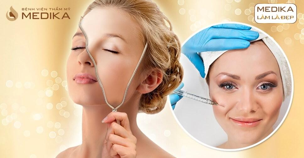 Các tác hại khi lạm dụng tiêm Filler & Botox ở Bệnh viện thẩm mỹ MEDIKA