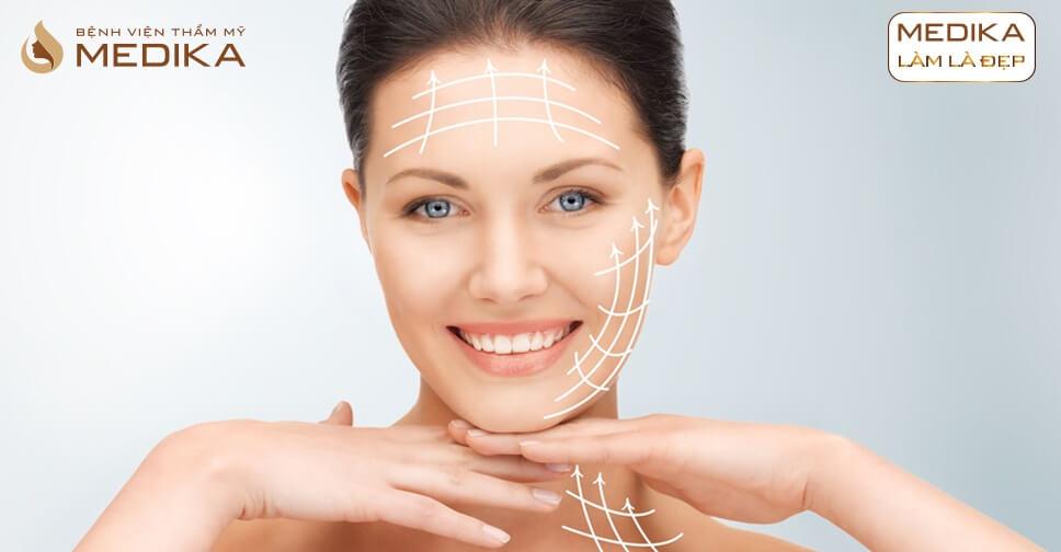 Chăm sóc sau căng da bằng chỉ như thế nào là đúng cách ở Bệnh viện thẩm mỹ MEDIKA