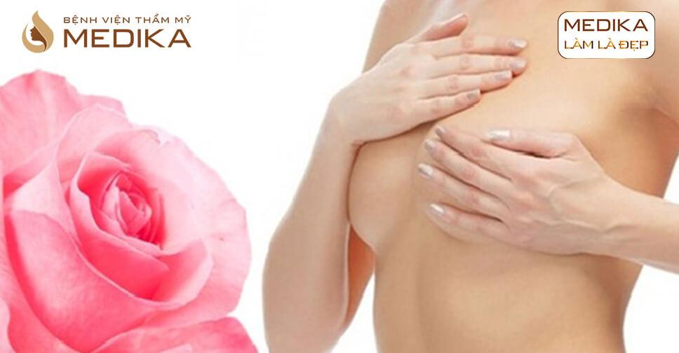 Các phương pháp làm hồng nhũ hoa đang được ưa chuộng ở Bệnh viện thẩm mỹ MEDIKA
