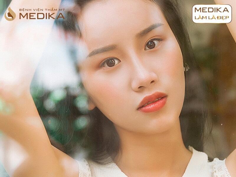 Cách khắc phục trường hợp cắt mí Hàn Quốc bị hỏng tại Bệnh viện thẩm mỹ MEDIKA