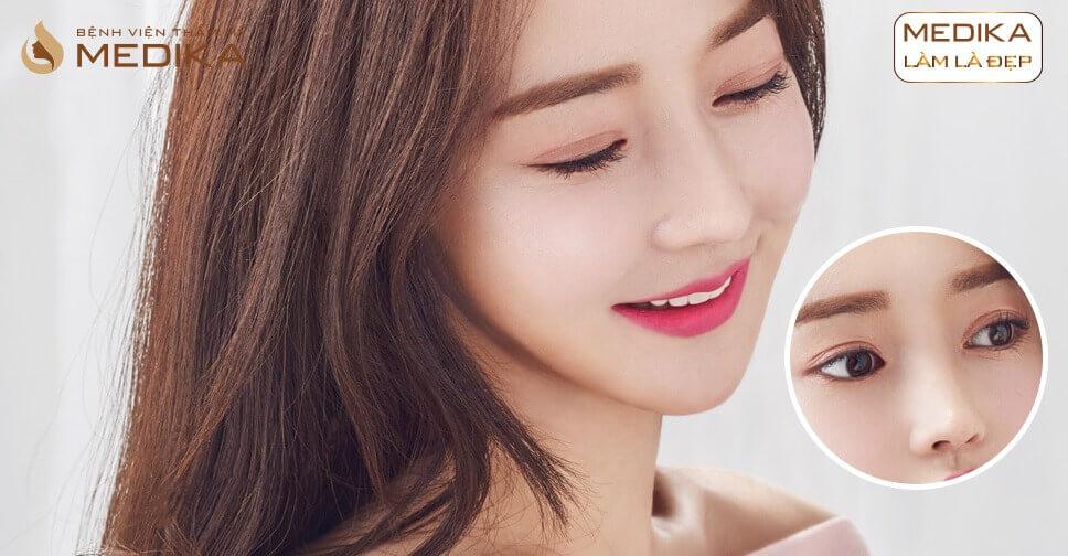 Có cần thiết phải sang Hàn Quốc để thực hiện cắt mí mắt Hàn Quốc ở bệnh viện thẩm mỹ MEDIKA