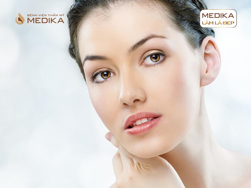 Nâng mũi bằng sụn tự thân có gì khác với phương pháp truyền thống tại bệnh viện thẩm mỹ MEDIKA