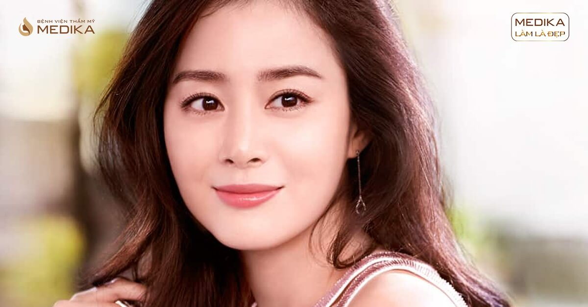 Những lỗi thường gặp khi bấm mí mắt Hàn Quốc bị hỏng tại bệnh viện thẩm mỹ MEDIKA