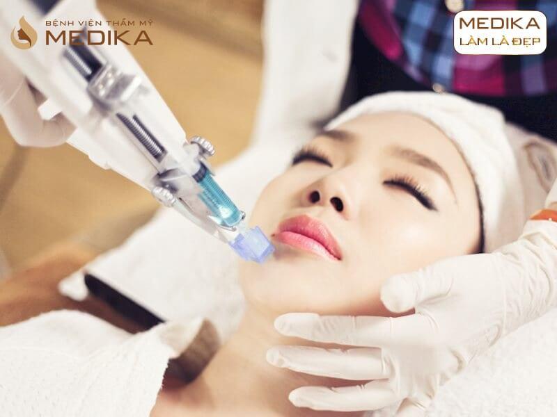 Phương pháp bổ sung Collagen như thế nào là đúng cách để trẻ hóa làn da ở bệnh viện thẩm mỹ MEDIKA