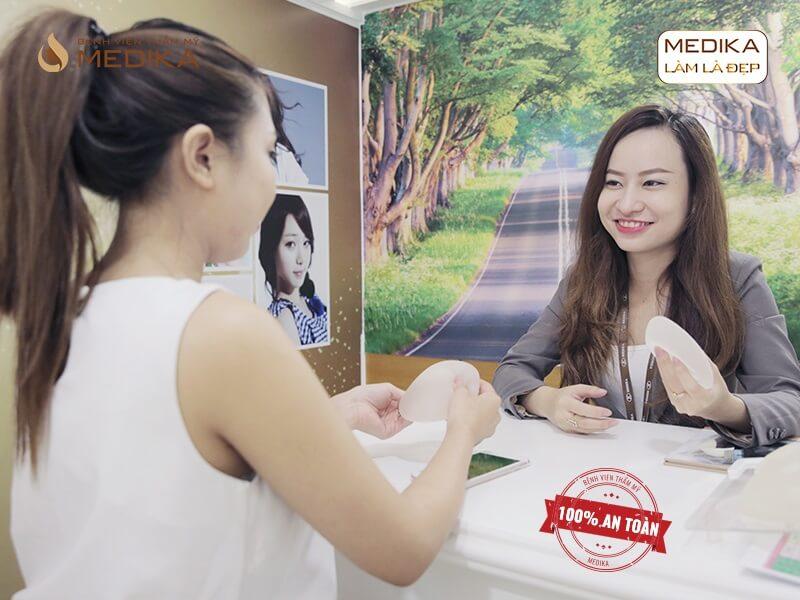 Bệnh viện MEDIKA nói về dịch vụ chỉnh sửa phẫu thuật ngực hỏng MEDIKA.vn