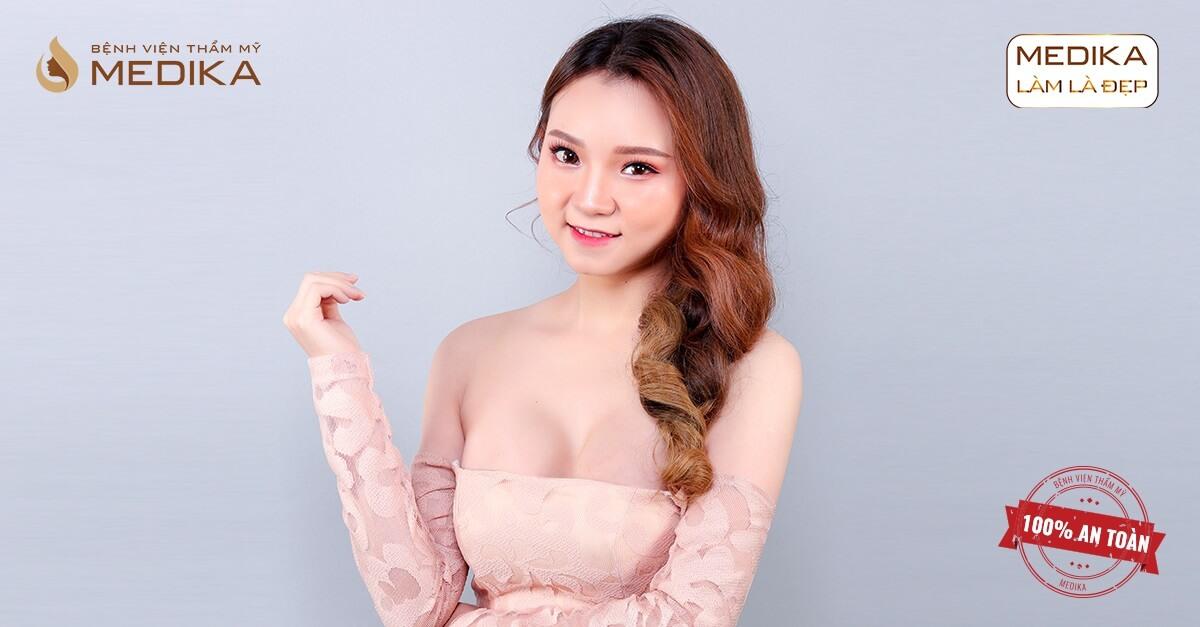 Bệnh viện MEDIKA nói về dịch vụ chỉnh sửa phẫu thuật ngực hỏng tại MEDIKA.vn