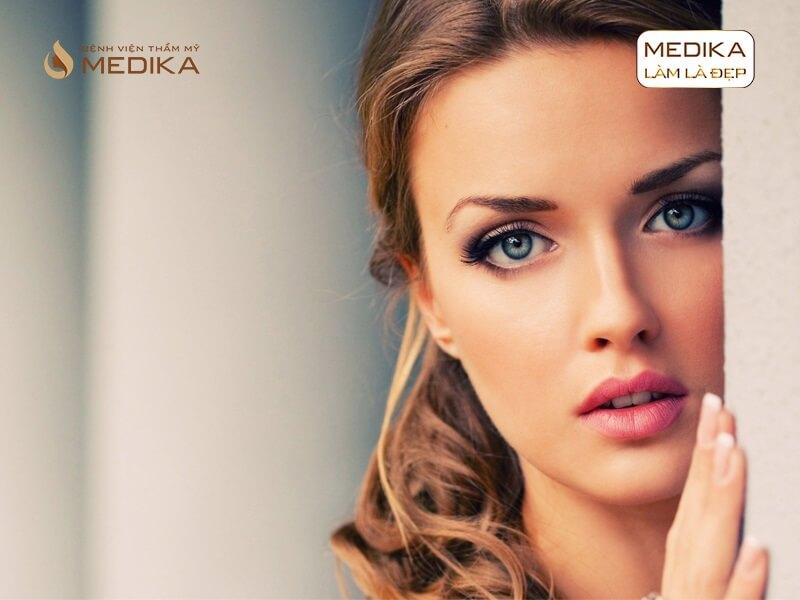 Các biến chứng khi thực hiện mở rộng góc mắt trong sai cách ở MEDIKA.vn