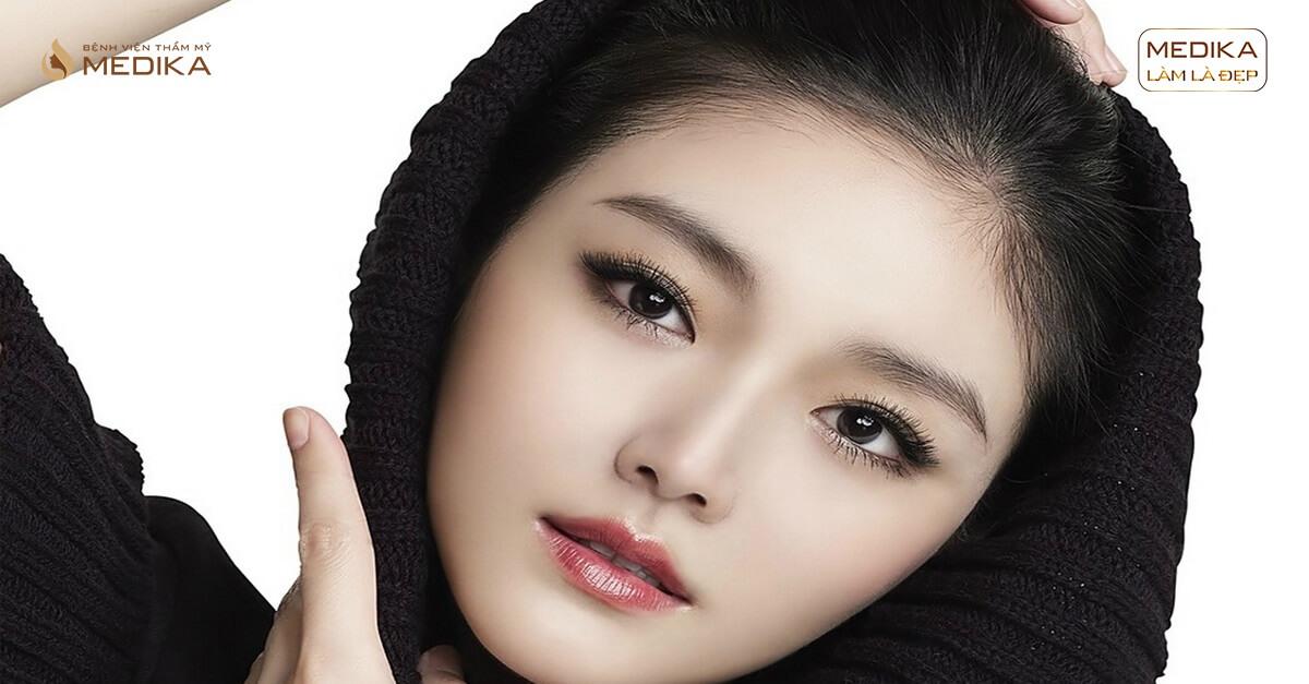 Chăm sóc sau bấm mí Hàn Quốc và những điều cần lưu ý tại MEDIKA.vn