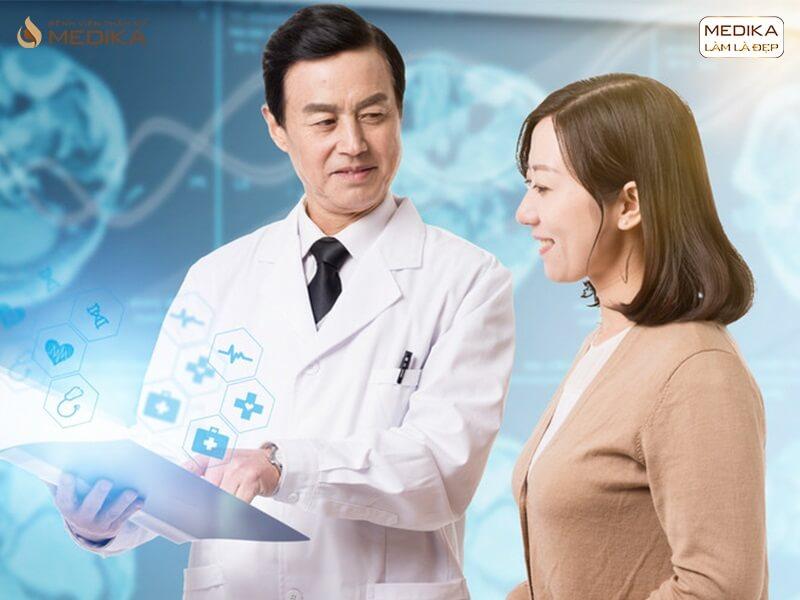 Làm sao để căng da bằng chỉ Diamond 3D thực sự hiệu quả ở bệnh viện thẩm mỹ MEDIKA