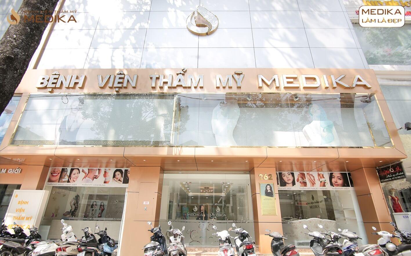 MEDIKA - Top 6 bệnh viện thẩm mỹ chất lượng nhất tại TP. Hồ Chí Minh Cơ sở vật chất