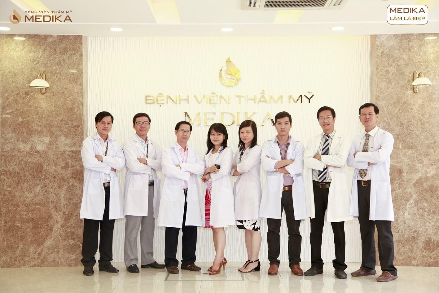 MEDIKA - Top 6 bệnh viện thẩm mỹ chất lượng nhất tại TP. Hồ Chí Minh Đội ngũ nhân lực