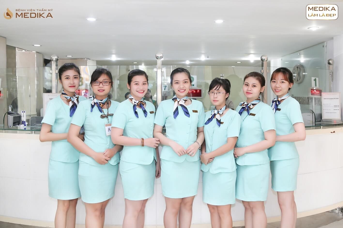 MEDIKA - Top 6 bệnh viện thẩm mỹ chất lượng nhất tại TP. Hồ Chí Minh Đội ngũ nhân viên