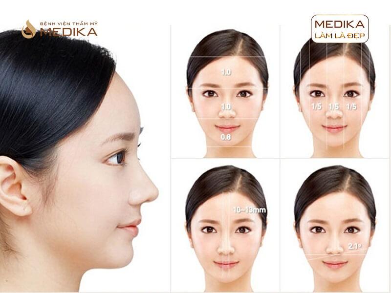 Nâng mũi cấu trúc - Giải pháp chỉnh sửa dáng hoàn hảo mọi góc nhìn tại MEDIKA.vn