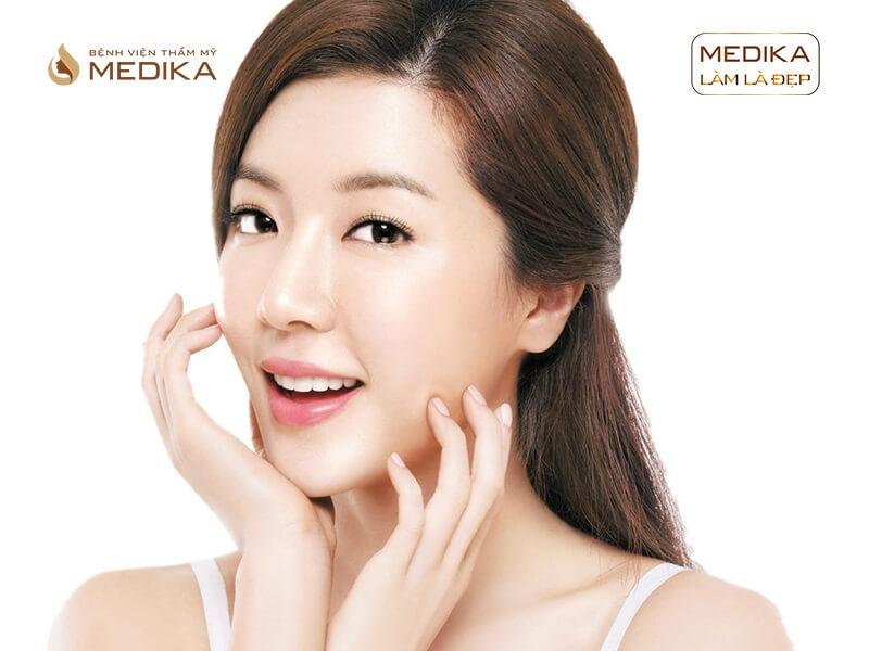 Sai lầm chăm sóc da sau khi lăn kim tế bào gốc tại bệnh viện thẩm mỹ MEDIKA