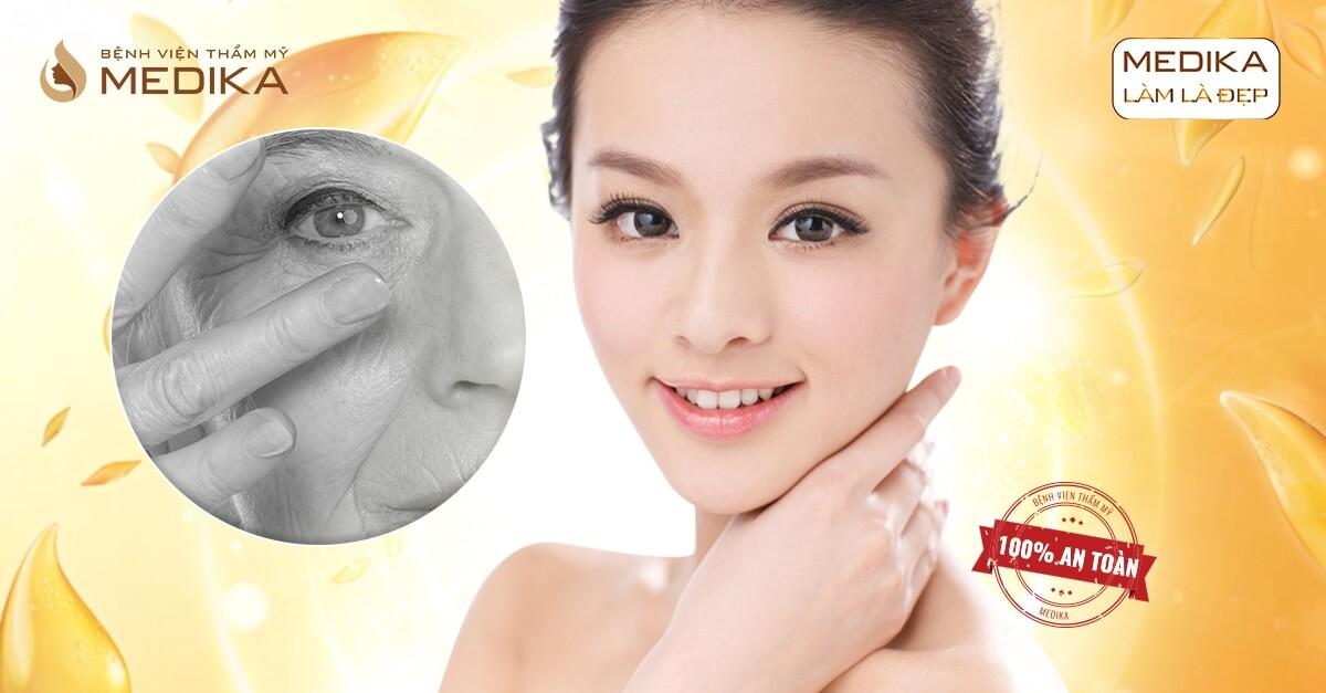 Căng da bằng chỉ Diamond 3D thu hút khách hàng vì lí do gì tại bệnh viện thẩm mỹ MEDIKA?