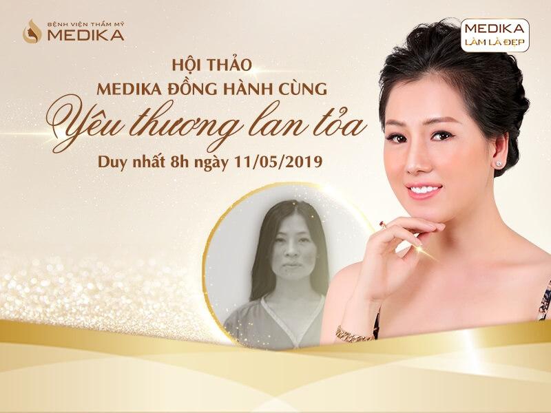 Hội thảo: MEDIKA đồng hành cùng yêu thương lan tỏa - MEDIKA.vn