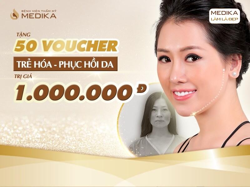 Hội thảo: MEDIKA đồng hành cùng yêu thương lan tỏa Tặng 50 Voucher - MEDIKA.vn