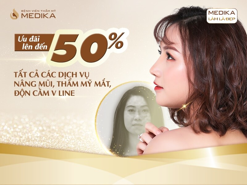 Hội thảo: MEDIKA đồng hành cùng yêu thương lan tỏa Ưu đãi lên đến 50% - MEDIKA.vn