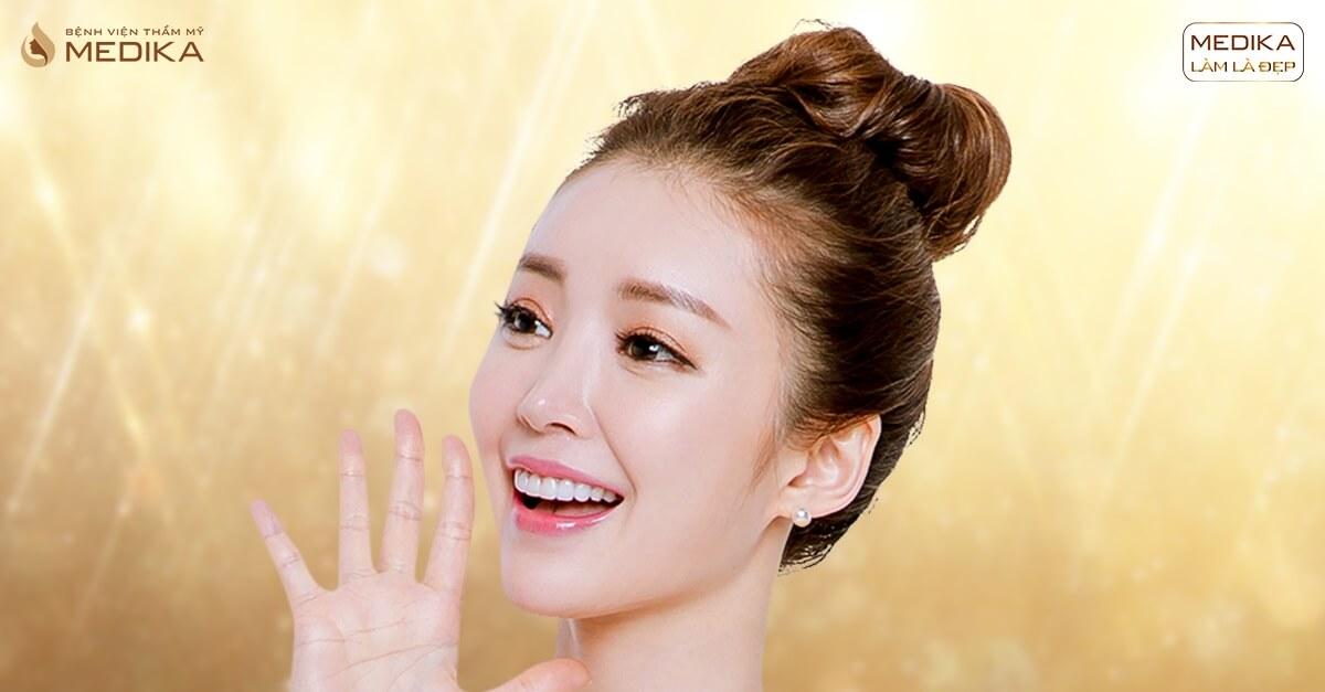 Lưu ý về bấm mí Hàn Quốc không phải ai cũng biết - MEDIKA.vn
