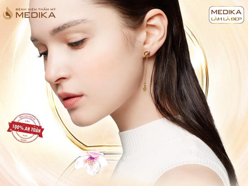 Nâng mũi siêu cấu trúc - Giải pháp nâng mũi công nghệ cao - MEDIKA.vn