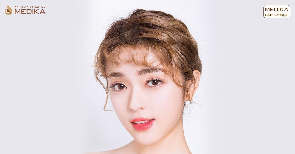 Chia sẻ về phương pháp bấm mí mắt Hàn Quốc không phẫu thuật MEDIKA.vn