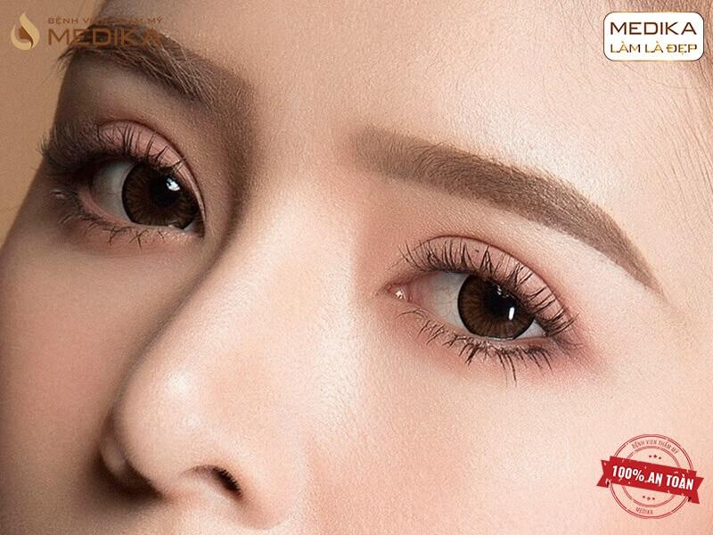 Trào lưu bấm mí mắt Hàn Quốc khiến cho nhiều phái đẹp mê mẩn - MEDIKA.vn