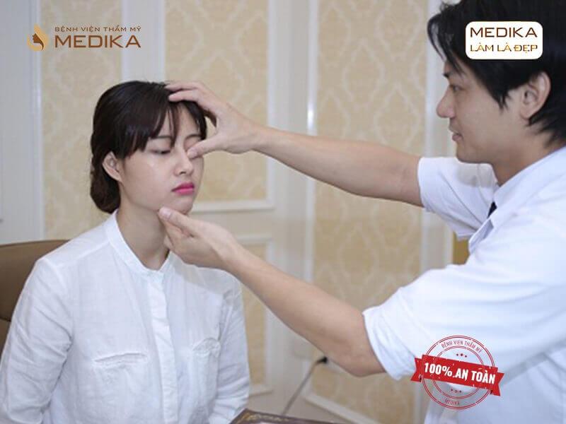Các phương pháp nâng mũi an toàn chị em nên biết - MEDIKA.vn