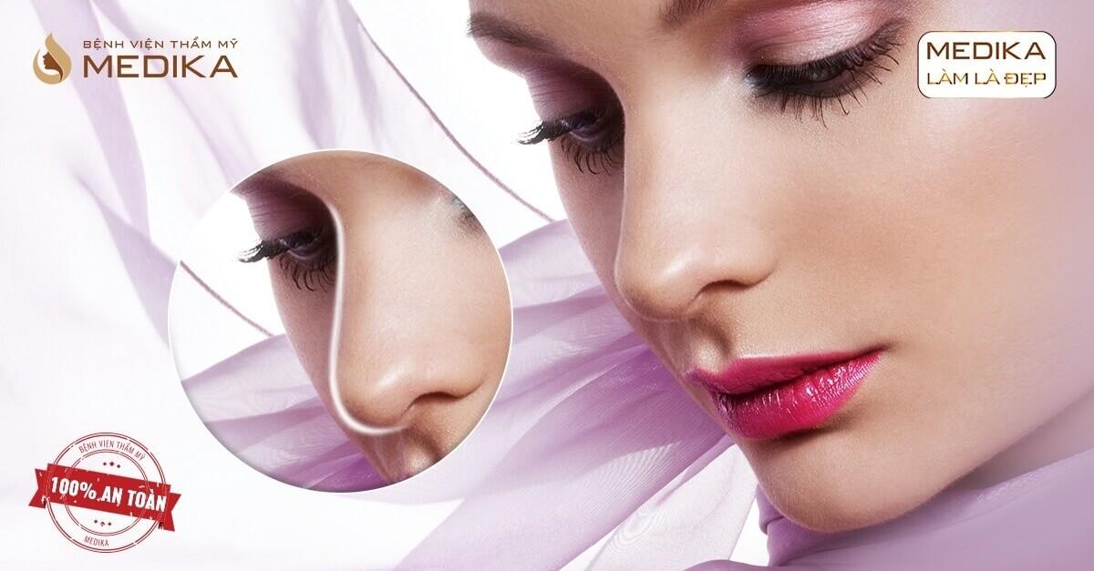 Nâng mũi sụn tự thân có dễ bị tụt sóng và chia sẻ từ chuyên gia? - Bệnh viện thẩm mỹ MEDIKA