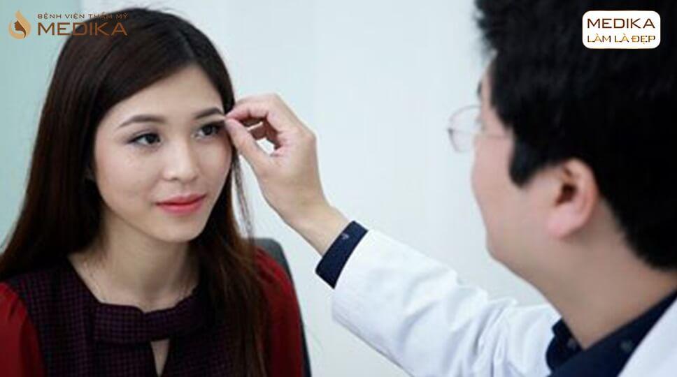 Cắt mí mắt Hàn Quốc - Bí quyết sở hữu đôi mắt đẹp như idol Hàn Quốc - MEDIKA.vn