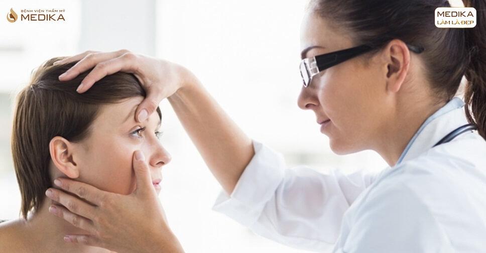 3 yếu tố quyết định thời gian hồi phục sau khi thực hiện lấy mỡ mí mắt - MEDIKA.vn