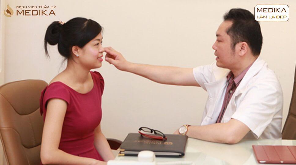 Kiến thức nâng mũi sụn tự thân từ A đến Z - MEDIKA.vn